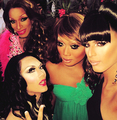 Sahara, Manila, Jujubee &amp; Carmen - rupauls-drag-race photo