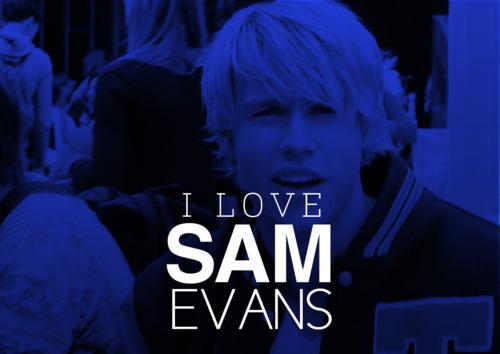 Sam Evans.