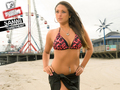 Sammi Sweetheart Giancola Jersey Shore Wallpaper
