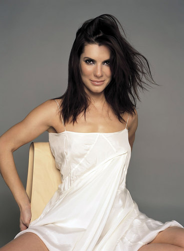 Sandra Bullock wallpaper possibly containing a cocktail dress, a cena dress, and a strapless entitled Sandra Bullock