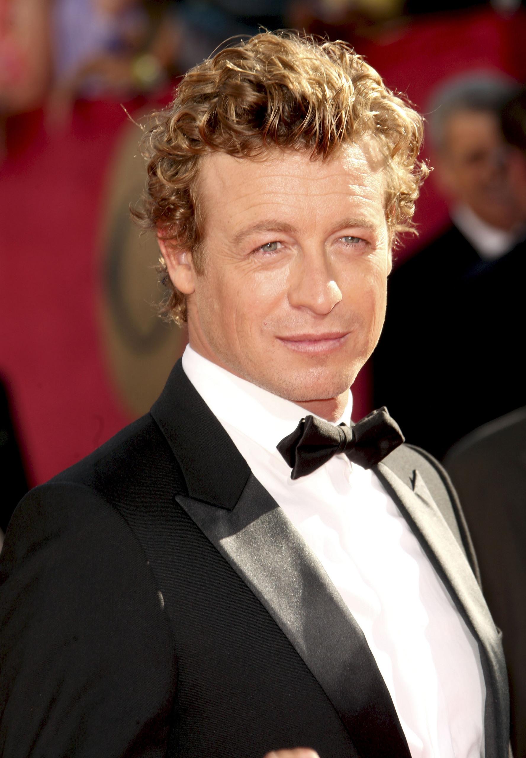 Simon Baker / Emmy Awards 2009 (HD)