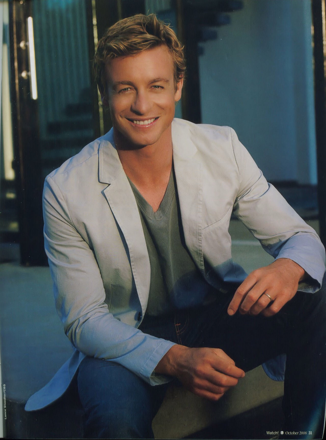Simon Baker / Watch! 2...
