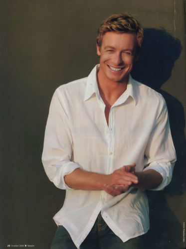 Simon Baker / Watch! 2008