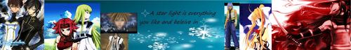 ngôi sao Light Banner