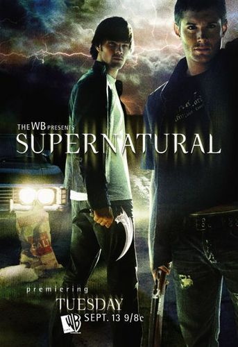 Winchester's Journal wallpaper probably with a business suit, a well dressed person, and a sign titled Supernatural Posters