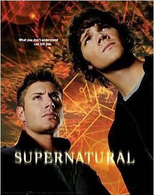 Winchester's Journal kertas dinding with a portrait and Anime called Supernatural Posters