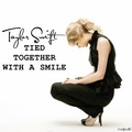 Taylor Swift - Tied Together with a Smile [My FanMade Single Cover] - anichu90 fan art