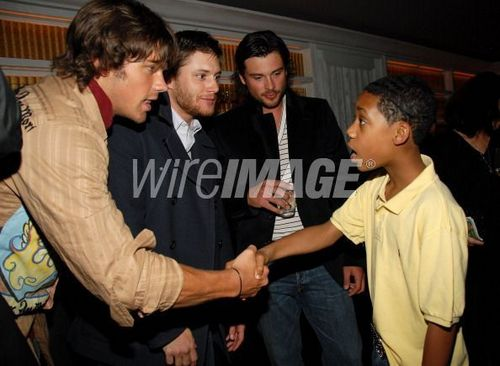 The CW 2006 Upfront - After Party