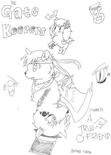 The Gate Keepers Eps. 01