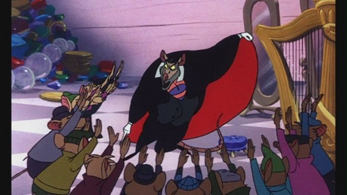 disney clásico fondo de pantalla entitled The Great ratón Detective