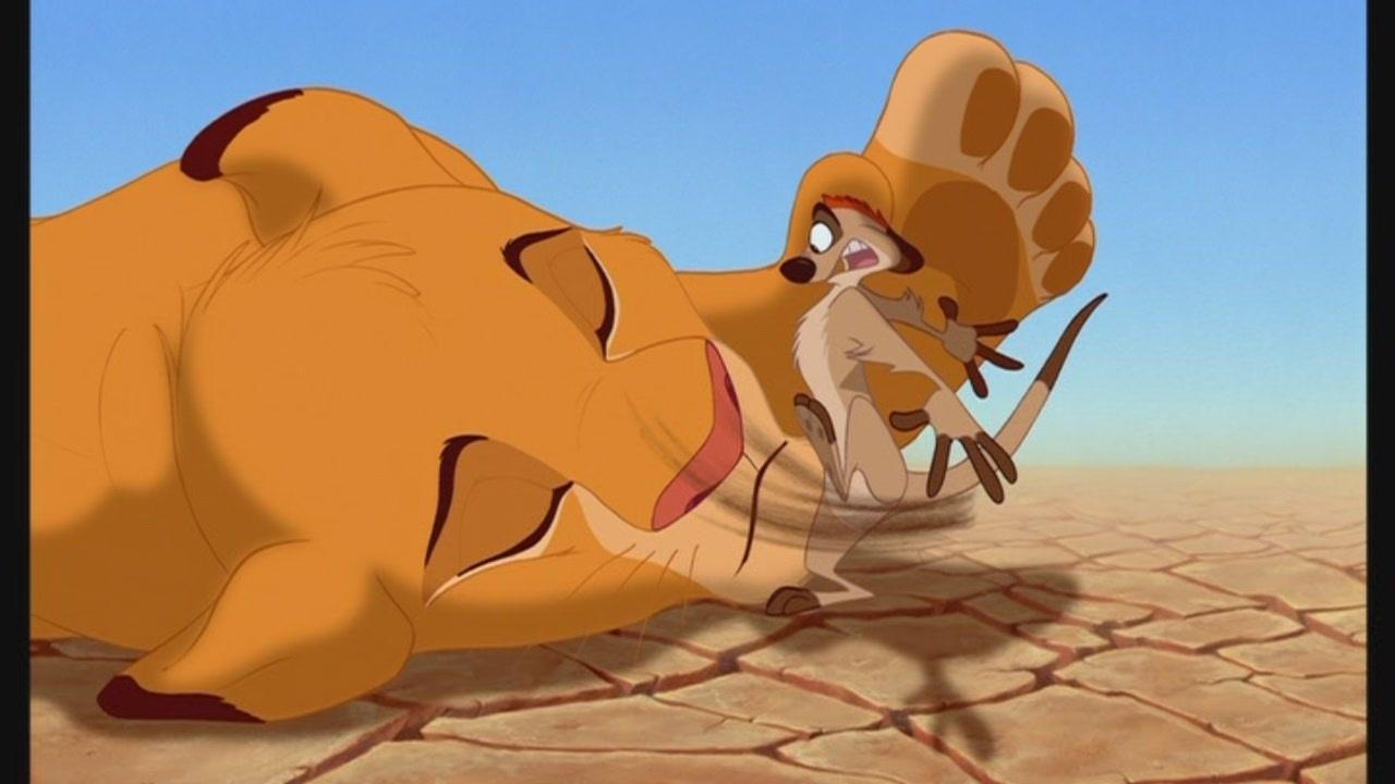 the lion king - disney image  19899833