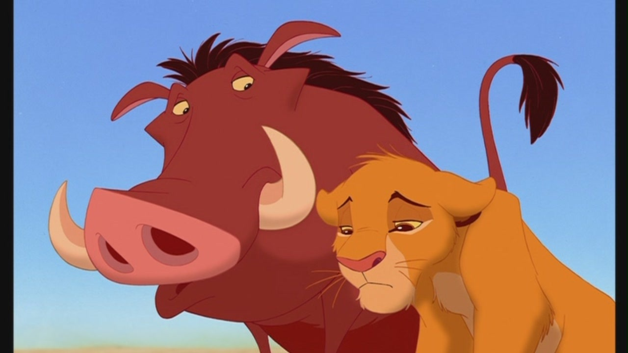the lion king - disney image  19899942