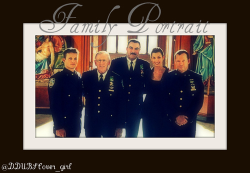 Blue Bloods (CBS) wallpaper with anime called The Reagan Family