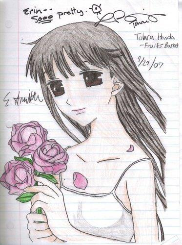 Tohru in জাপানি কমিকস মাঙ্গা