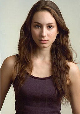 Troian Bellisario as Katniss?