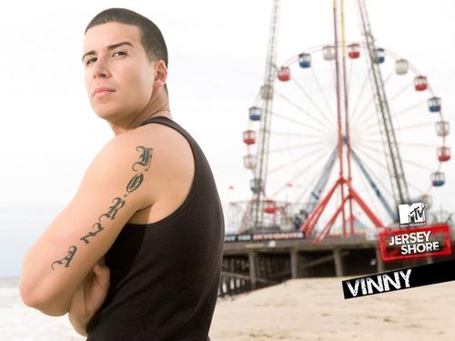Vinny Guadagnino Jersey किनारा, शोर वॉलपेपर