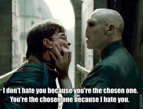 Voldie's Hatred