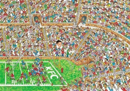Where's Brandon?