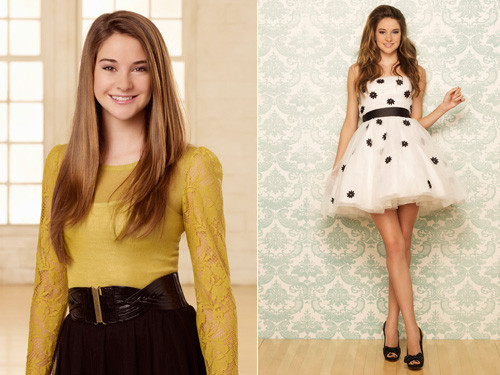 The Secret Life of the American Teenager Hintergrund containing a cocktail dress, a abendessen dress, and a dress titled amy again