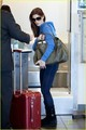 ashley greene going to van - twilight-series photo