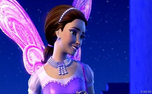 芭比娃娃 fairy secret