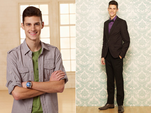 The Secret Life of the American Teenager wallpaper with a business suit, a well dressed person, and a suit titled ben again