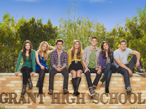 The Secret Life of the American Teenager Hintergrund called cast