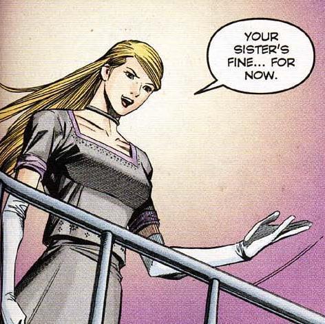 comic of Resident evil