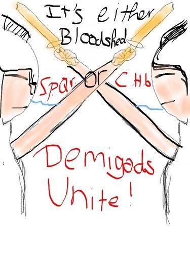 demigods unite
