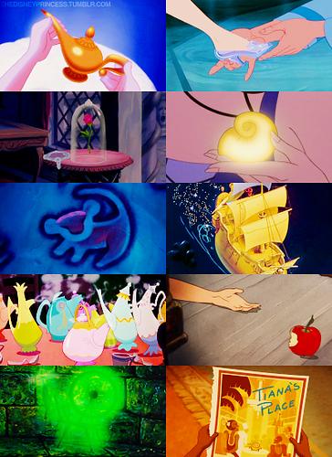 Disney ngẫu nhiên thing