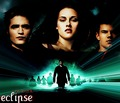 edward-bella-jacob-vampire army!!!:) - eclipse-movie fan art