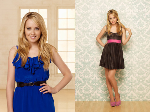 The Secret Life of the American Teenager wallpaper possibly containing a cocktail dress, a chemise, and a bustier called grace