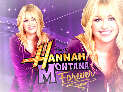Hannah Montana wallpaper probably containing a concert called hannah montana forever dream pic by Pearl