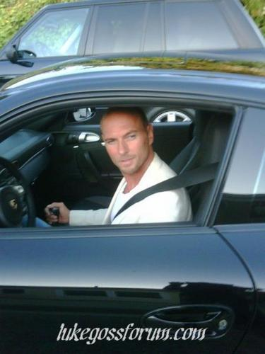 luke goss wallpaper with an automobile titled luke goss
