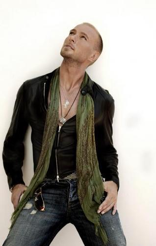 luke goss wallpaper probably containing a well dressed person, bellbottom trousers, and an outerwear called luke goss
