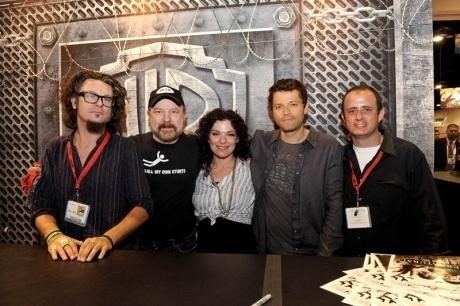 misha and the crew