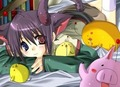 neko - neko-anime-characters photo