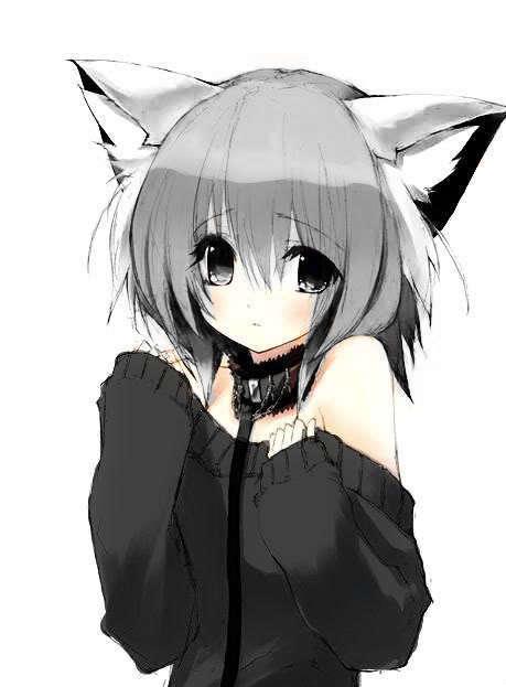 K Anime Characters Neko : Neko imagui