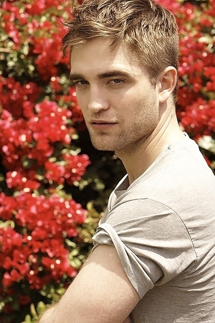 rob with red blume