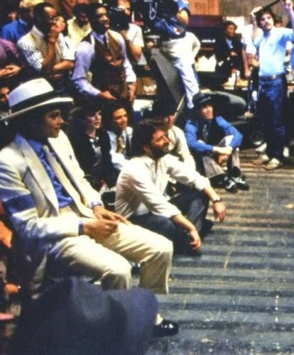 smooth criminal behind the scenes