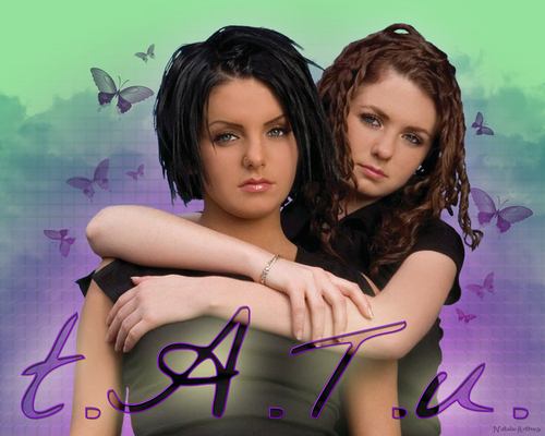 t.A.T.u. Butterflies - tatu Fan Art