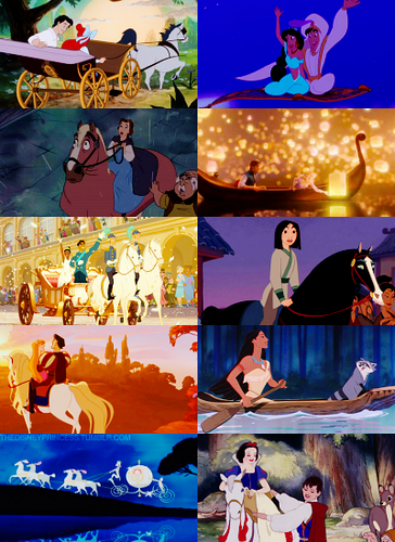 Endings And Beginnings In Tarot: Disney Couples Images The Endings Wallpaper And Background