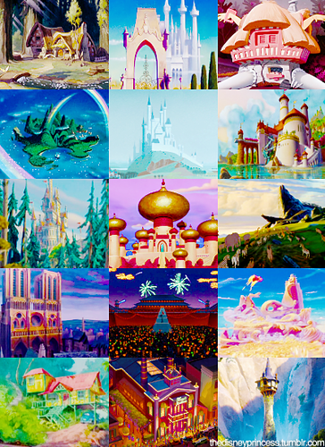 Cartoon Characters Houses : Disney couples images the houses wallpaper and background