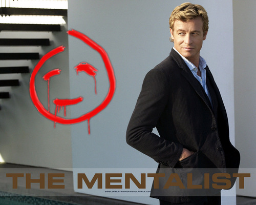 The Mentalist wallpaper containing a business suit and a suit called the mentalist red john