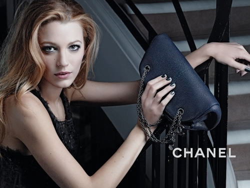 """Chanel Mademoiselle"" Handbag Line Ad Campaign"