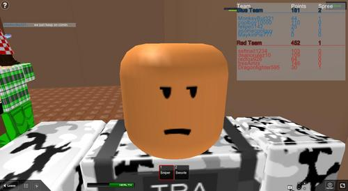 Me On ROBLOX