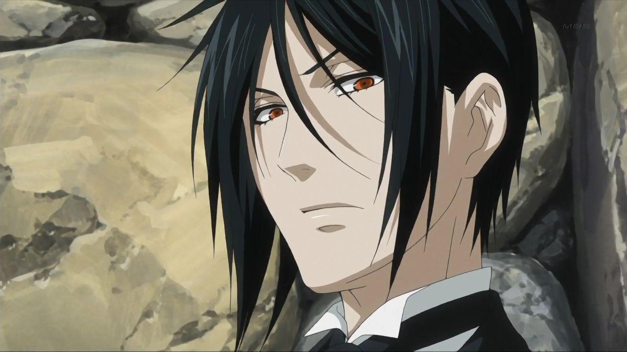 Black Butler Sebastian