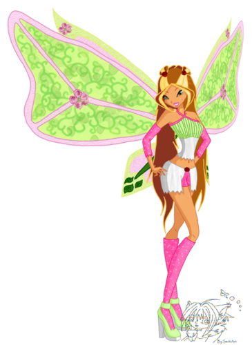 -Winx Club- New peminat Made Transformation