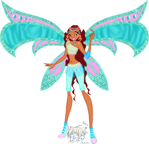 -Winx Club- New fan Made Transformation