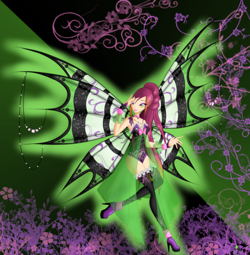 -Winx Club- New Transformations